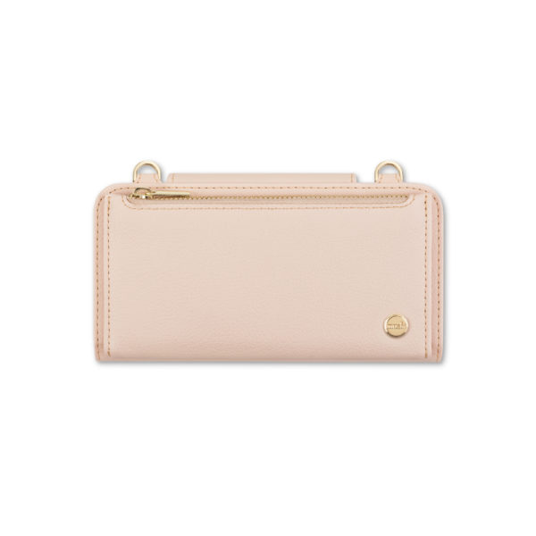SnapTo Crossbody Wallet_Pink__front