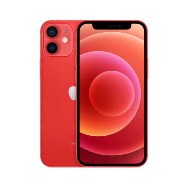 iphone mini product red