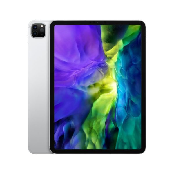 wwen ipad pro nd generation gps cellular silver aluminum in pdp a