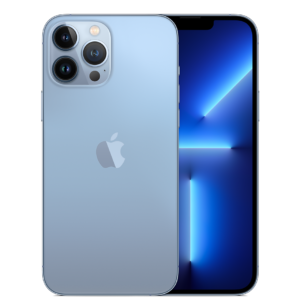 iphone pro max blue select